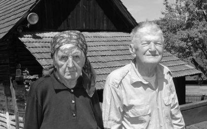 Evica i Mile Petrović