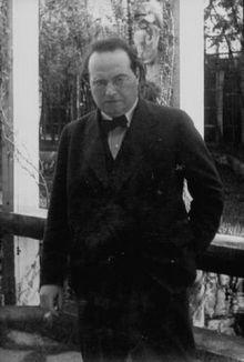 Franc Verfel, 1935. godine