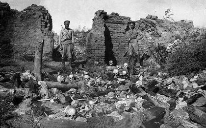 Genocid nad Jermenima 1915.