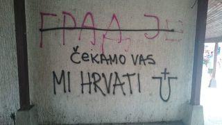 Grafiti u Vukovaru