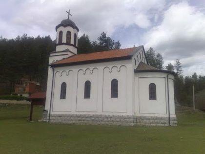 Храм Свете Троjице у Тумарама