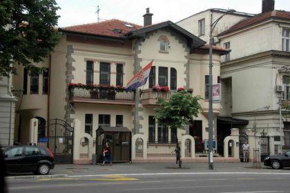 Hrvatska ambasada u Beogradu