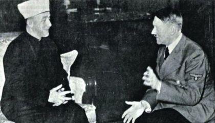 Prijatelji: Jerusalimski muftija u poseti kod Hitlera