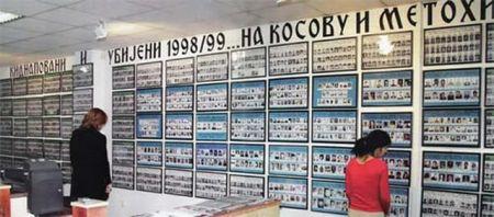Još se traga za nestalim Srbima na Kosmetu