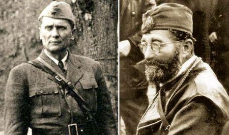 Josip Broz Tito i Dragoljub Mihailović