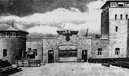 Kapija logora Mathauzen