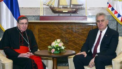 Kardinal Koh i Tomislav Nikolić