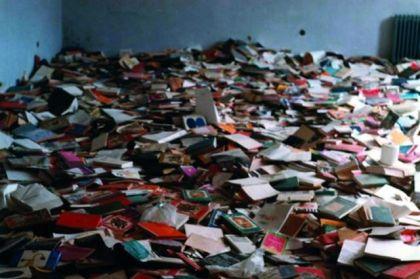 Knjigocid devedesetih u Hrvatskoj