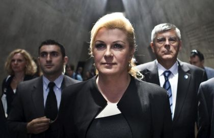 Kolinda Grabar-Kitarović Foto: Reuters/Pixsell