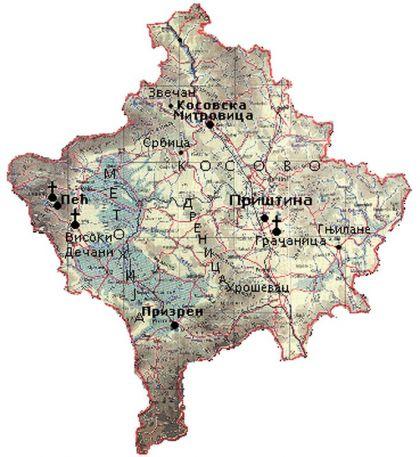Kosovo i Metohija