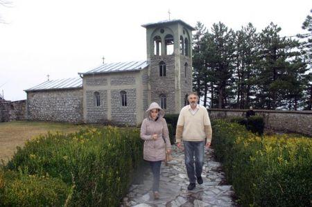 Manastir Gorioč