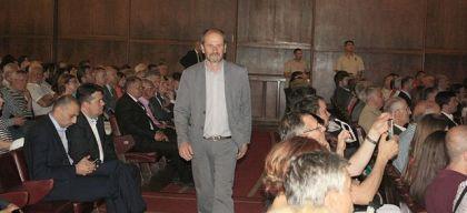 Na hercegovačkoj akademiji održanoj 8. juna u zadužbini Ilije M. Kolarca nije bilo slobodnog mesta