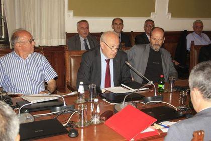 Пребиловци брига целе Херцеговине: Милеко Јахура са представнцима херцеговачких удружења у скупштини Србиjе