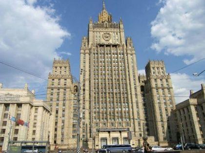 Ministarstvo spoljnih poslova Rusije