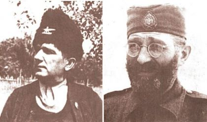 Мирослав Трифуновић и Драгољуб Михаиловић