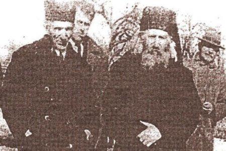 Mitropolit Joanikije povlačio se sa svojim narodom