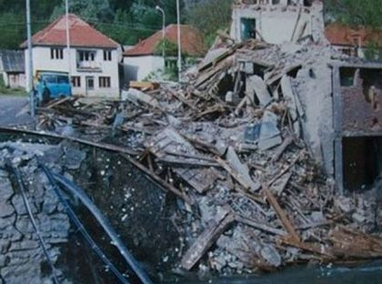 Murina poslije NATO bombardovanja