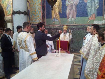 Na Oplencu služen pomen kralju Petru I Karađorđeviću