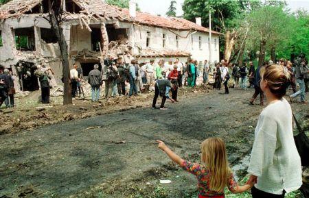 Nato zlikovci bombardovali su i bolnicu Dragiša Mišović u Beogradu