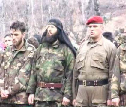 Nezim Halilović Muderis (u sredini)