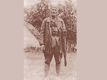 Nikola Simov Vujačić poveo je četrnaestogodišnjeg sina Radojicu