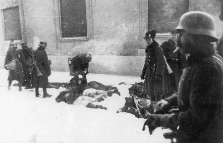 Zločinci nad ubijenim Srbima u Novom Sadu