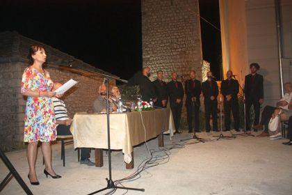 Operska diva Mila Mihajlović na promociji pred trebinjskom publikom