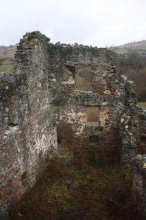 Ostaci manastira Ubožac