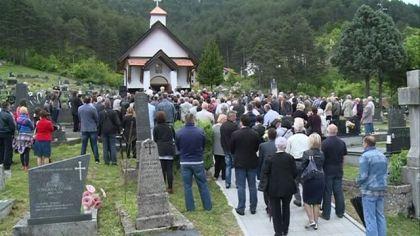 Osveštana spomen kapela u Konjicu