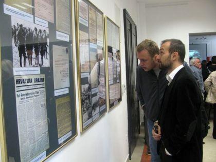 Отворена изложба о Бања Луци у Другом свjетском рату