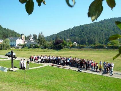 Kod spomen-krsta na Ozrenu održana je centralna manifestacija u Republici Srpskoj u okviru obilježavanja Međunarodnog dana nestalih