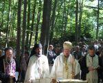 26. jun 2011. - Nad Šaranovom jamom na Jadovnu, služena sveta arhijerejska Liturgija - 26. jun 2011. - Nad Šaranovom jamom na Jadovnu, služena sveta arhijerejska Liturgija