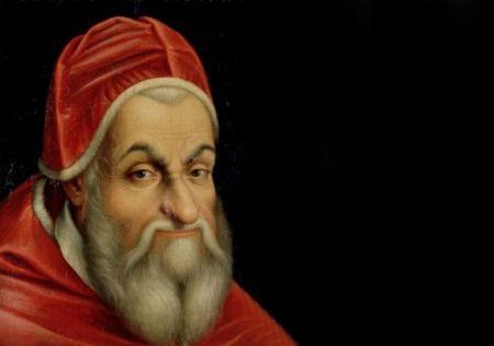 Папа Сикст V, световоног имена Фелиће Перети или Срећко Крушчица Папа Сикст V
