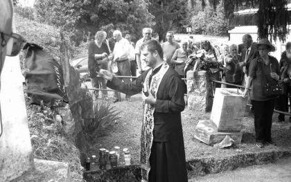 Parastos u Veljunu služio je paroh Željko Vidaković