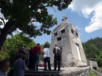 Parastos za 440 srpskih vojnika u Vardištu kod Višegrada