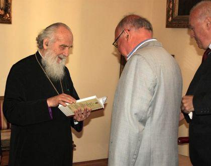 Diplomatski spisi Jovana Dučića: Patrijarh Irinej i Žarko J. Ratković