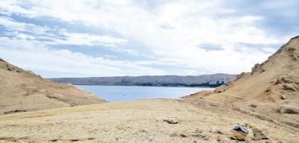 Landscape bay Slana