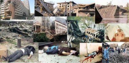 Posljedice NATO bombardovanja