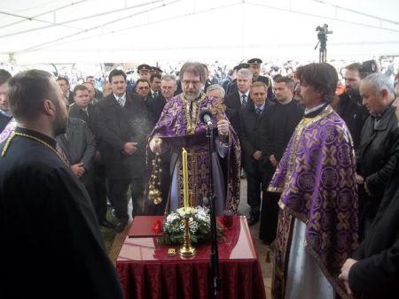 Povodom 23 godine od stradanja 46 Srba iz Sijekovca kod Broda, služen je parastos poginulim srpskim civilima.