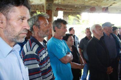 Povratnici u selo Drsnik kod Kline