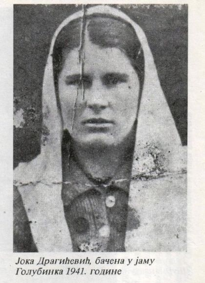 Joka Dragićević ubijena u šurmanačkoj jami