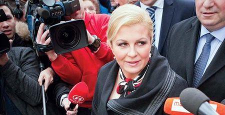 Predsjednik Hrvatske Kolinda Grabar Kitarović
