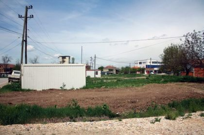Pripremljena lokacija za tržni centar u Kosovu Polju