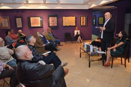 Promocija knjige Prognani Orfeji u Prijedoru