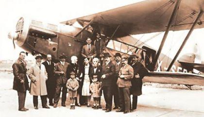 """Prva nacionalna avio-kompanija """"Aeroput"""""""