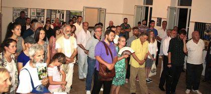 Negdje na polovini teksta postavi sliku publike i ispod napiši: U publici su bili pregaoci okupljeni oko Prebilovaca. FOTO: Slobodna Hercegovina