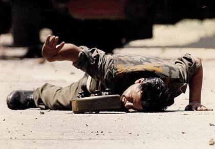 Ranjeni vojnik JNA