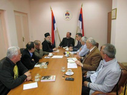 Sastanak Odbora u Predstavništvu Republike Srpske u Beogradu