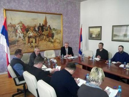 Sastanak organizacionog Odbora za obilježavanje godišnjice stradanja Srba u Sijekovcu