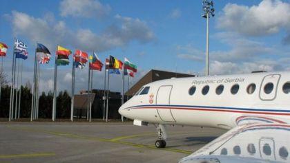 Službeni avion Vlade Srbije